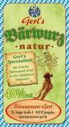 Bärwurz natur 40%