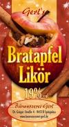 Bratapfel-Likör 19%